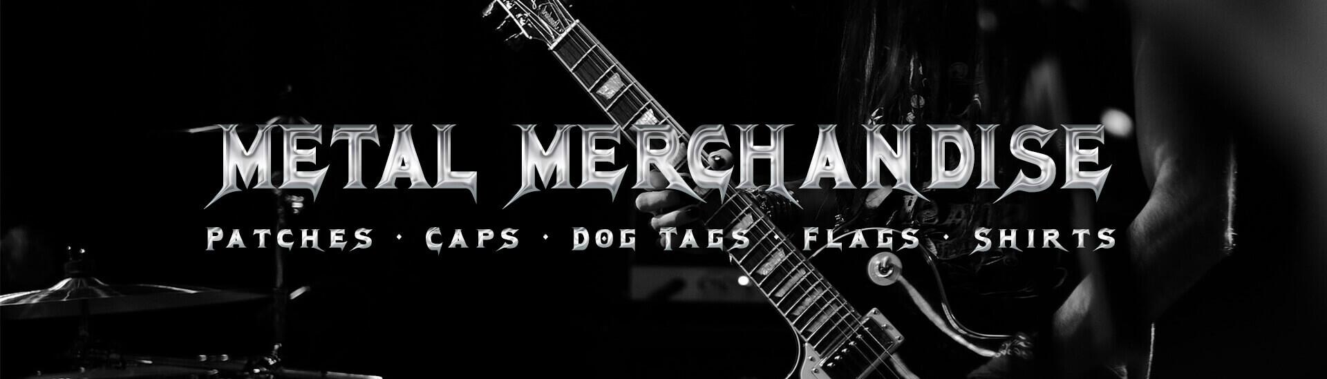 Metal Merchandise EN