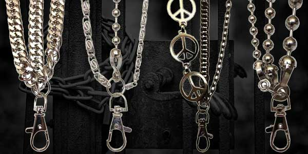 Schlüsselanhänger & Hosenketten