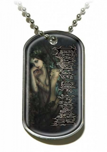 Cradle Of Filth The Witch Dog Tag Halskette