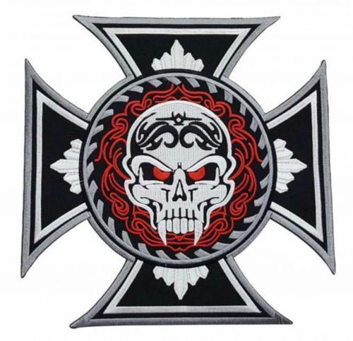 Aufnäher Eisernes Kreuz   G175
