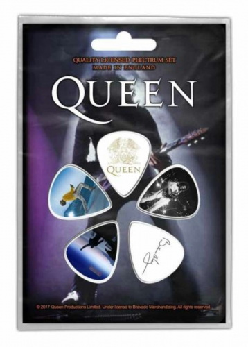 Queen Brian May Plektrum Pack