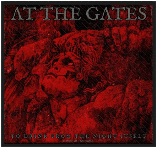 At The Gates Aufnäher To Drink From The Night Itself