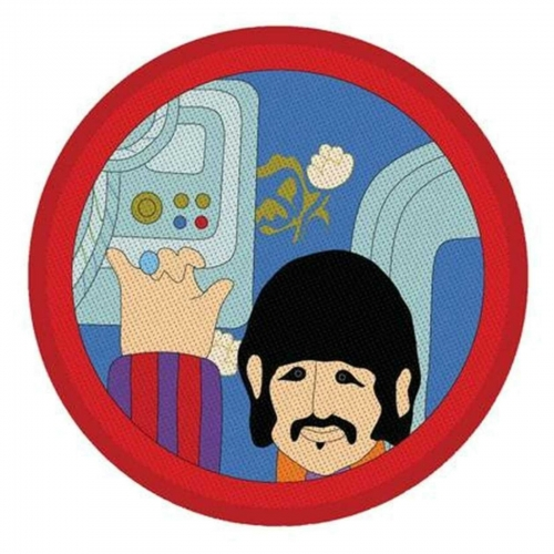 The Beatles Yellow Submarine Ringo Aufnäher | 2301