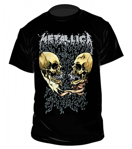 Metallica Sad but true Black Fan T-Shirt
