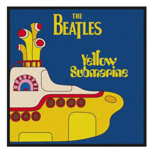 The Beatles Aufnäher Yellow Submarine