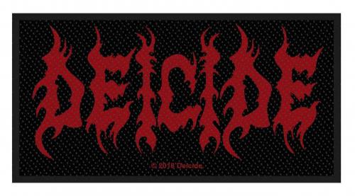 Deicide Logo Aufnäher
