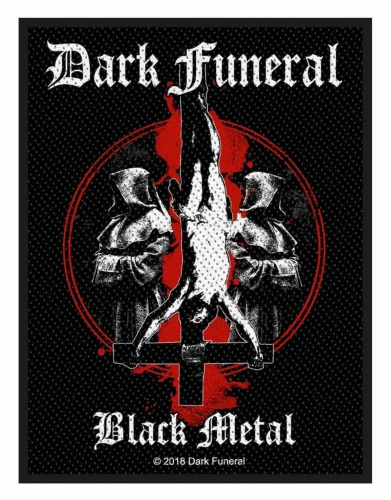 Dark Funeral Aufnäher Black Metal