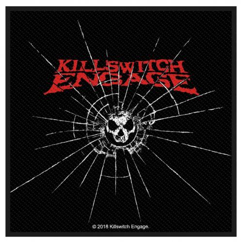 Killswitch Engage 'Shatter' Gewebter Aufnäher