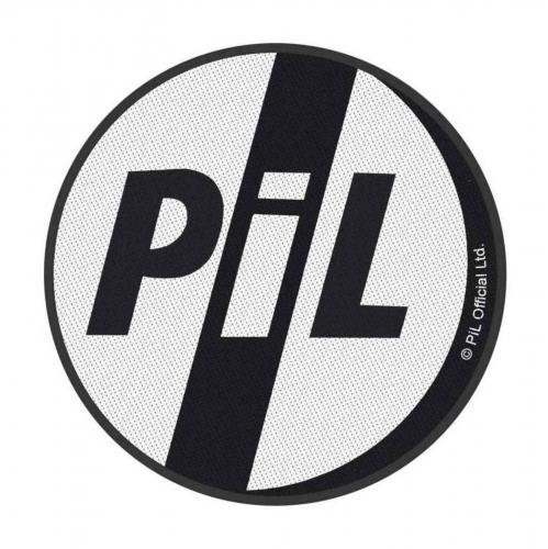 PIL Logo Aufnäher