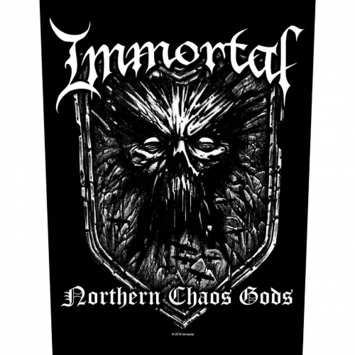 Immortal Backpatch Northern Chaos Gods