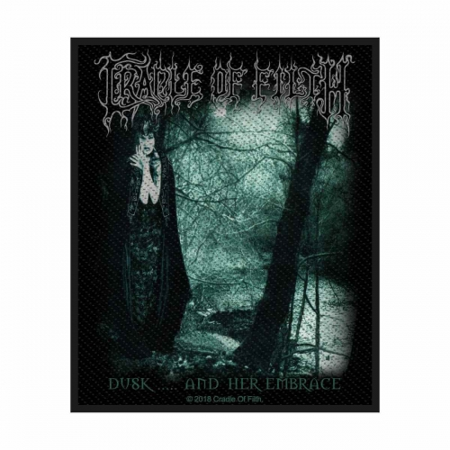 Cradle of Filth Aufnäher Dusk and her embrace