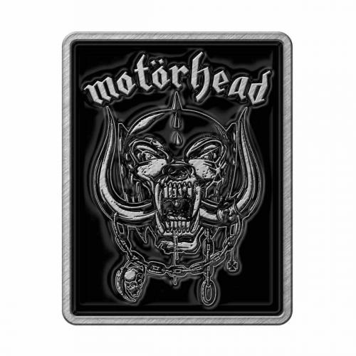 Motörhead Anstecker Logo & Warpig
