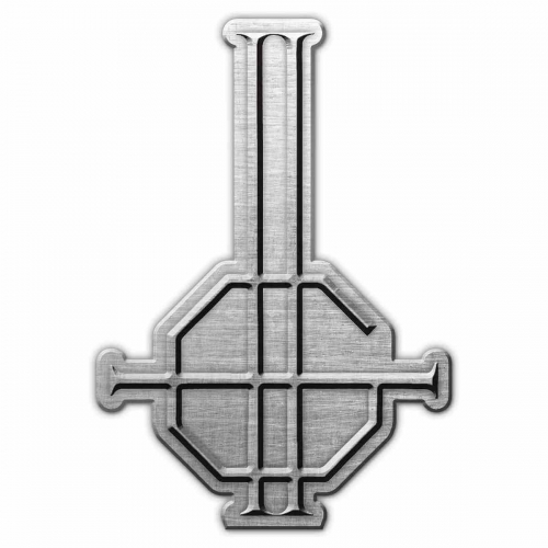 Anstecker Ghost Grucifix