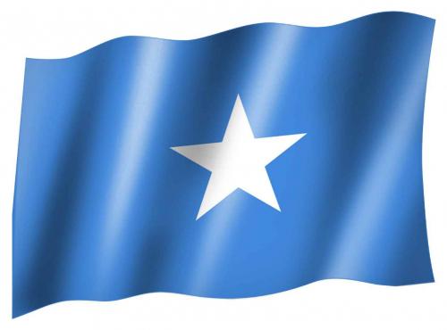 Fahne Somalia Flagge