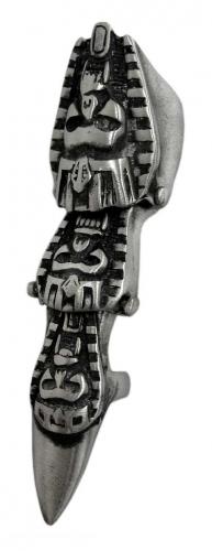 Gelenk Glieder Ring Pharaonenschädel