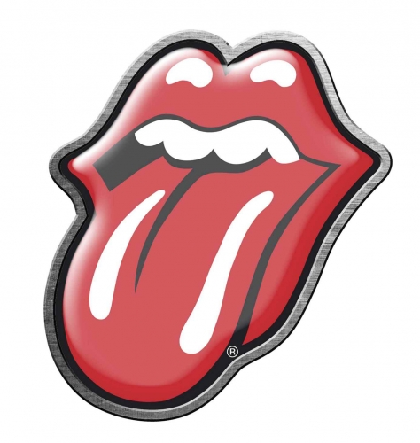 Rolling Stones Anstecker 'Tongue'