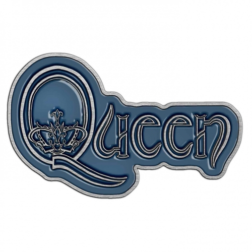 Queen Logo Anstecker