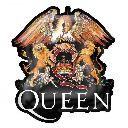 Queen Crest Anstecker
