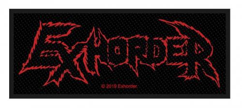 Exhorder Logo Aufnäher