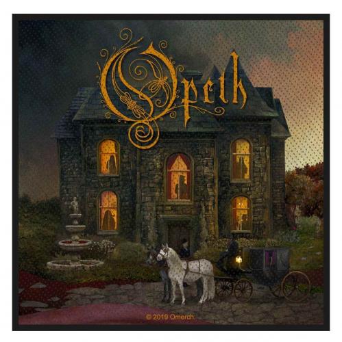 Opeth Aufnäher In Caude Venenum