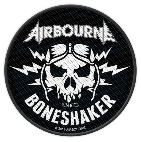 Airbourne Aufnäher Boneshaker