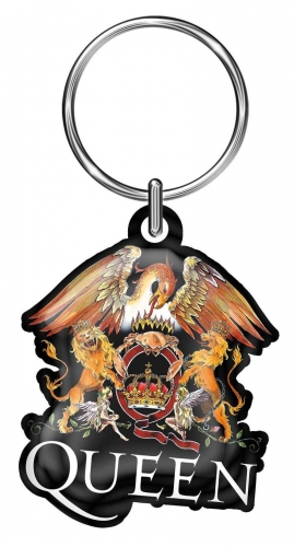 Queen Crest Schlüsselanhänger