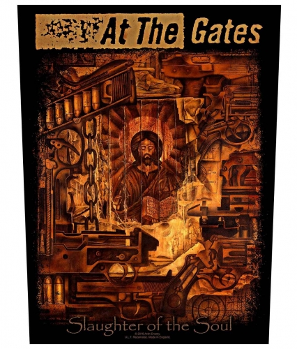 At the Gates Backpatch Slaughter of the Soul