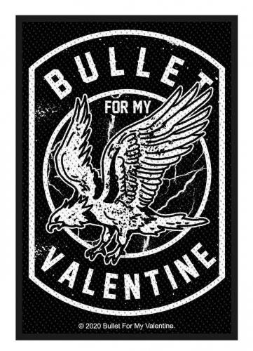 Bullet For My Valentine Aufnäher Eagle