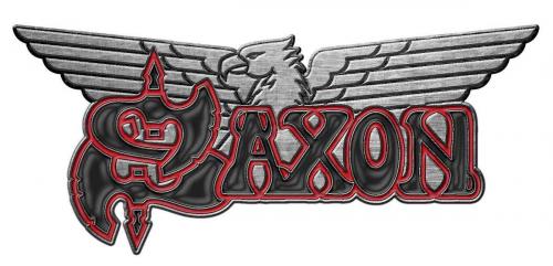 Saxon Logo Adler Anstecker