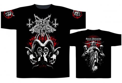 Dark Funeral Social Distancing T-Shirt