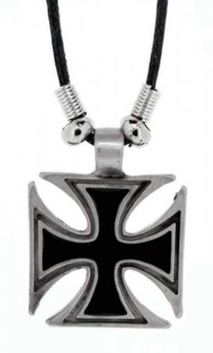 Anhänger Eisernes Kreuz  Halskette