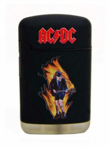 Easy Torch Sturmfeuerzeug AC/DC - Angus Cog