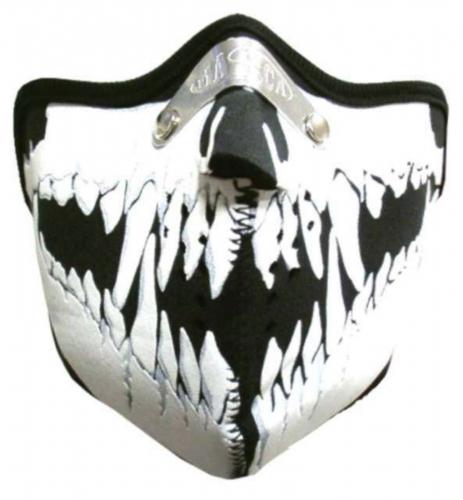 Biker Maske Skull Face | 008