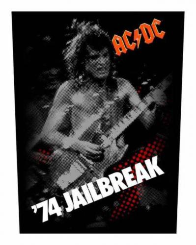 AC/DC 74 Jailbreak Rückenaufnäher