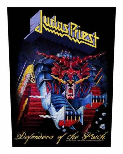 Judas Priest Defenders of the Faith Rückenaufnäher