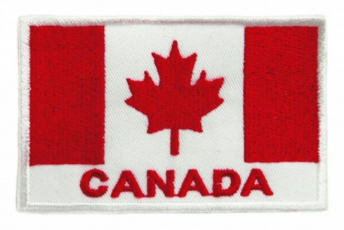 Aufnäher Canada