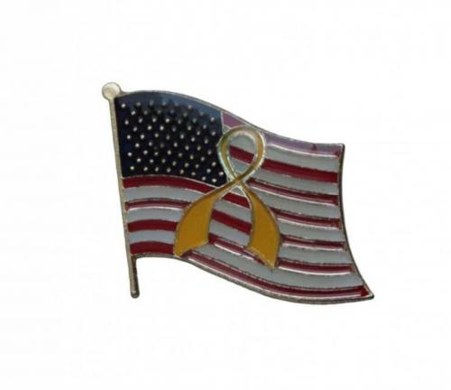 Anstecker Pin Flagge USA