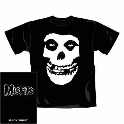 The Misfits - Skull - T-Shirt