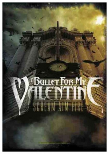 Posterfahne Bullet for My Valentine | 1006