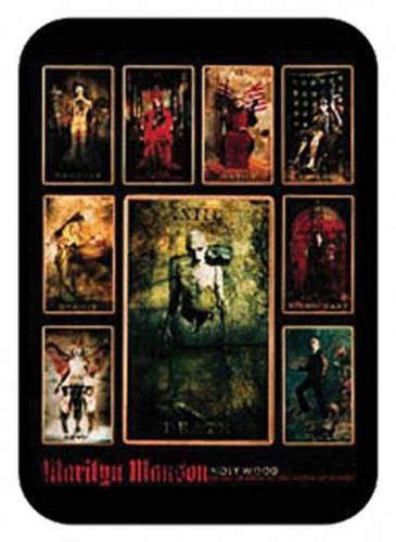 Aufkleber Marilyn Manson | 0180