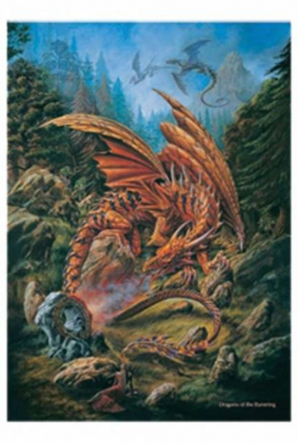 Aufkleber Dragon | 0311