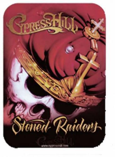 Aufkleber Cypress Hill | 0366