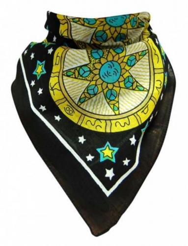 Bandana Halstuch Astrologie