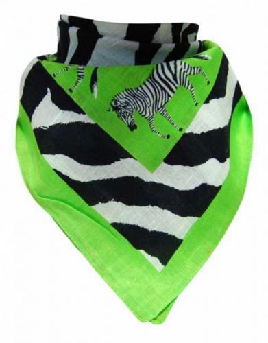 Bandana Halstuch Zebra