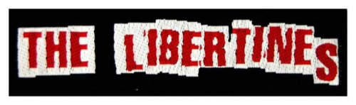 The Libertines Aufnäher | R370