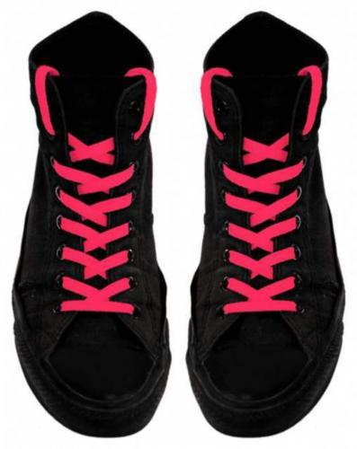 Schnürsenkel Pink