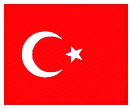 Türkei Aufnäher | 0320