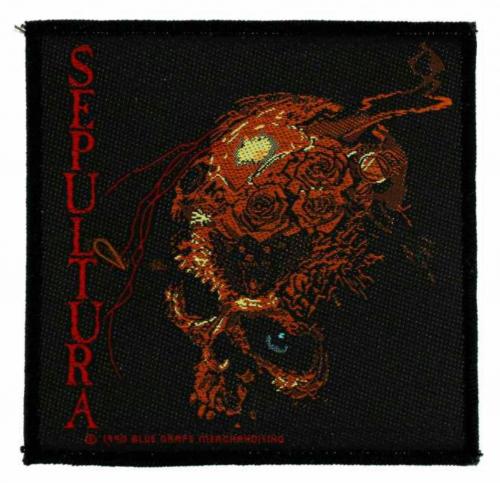 Sepultura Beneath The Remains Aufnäher   0526