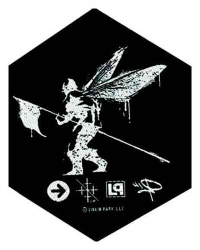 Linkin Park Aufnäher | 1611