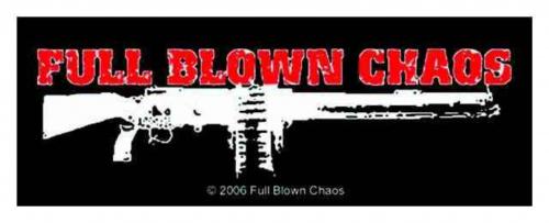 Full Blown Chaos Aufnäher   2085